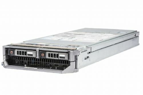 Dell PowerEdge M630 Blade Server 2x 6C E5-2620v3 2.4GHz 32GB Ram 2x HDD Bay S130